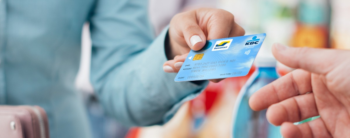 Apply Online For A Bank Card Kbc Banking Insurance