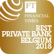 Financial Times award 2018